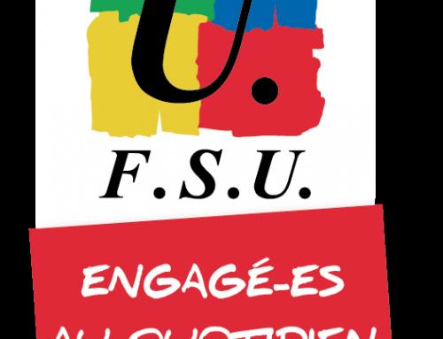 Communiqué de presse FSU 51 rentrée 2019